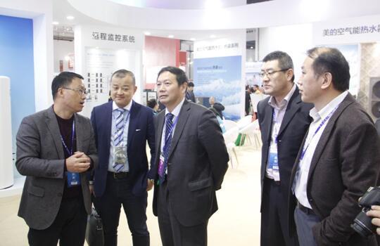 第6届中国热泵展16日在上海举行